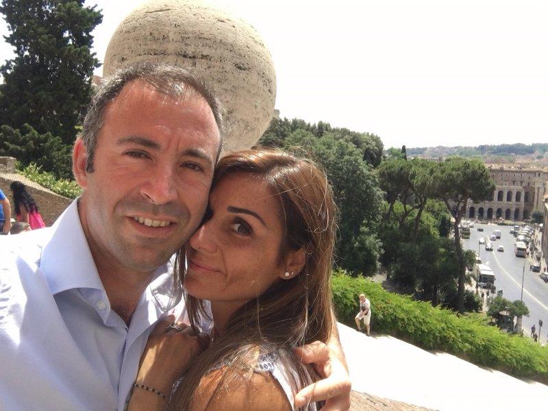 Simona e Vittorio