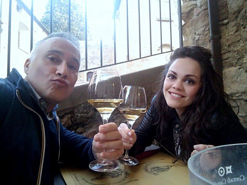 Serena e Vittorio
